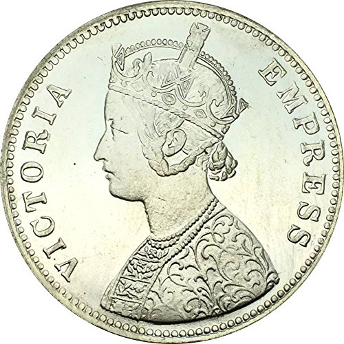 Kataria Jewellers Victoria Empress 10 Grams Silver Coin in 999 Purity Hallmarked Silver