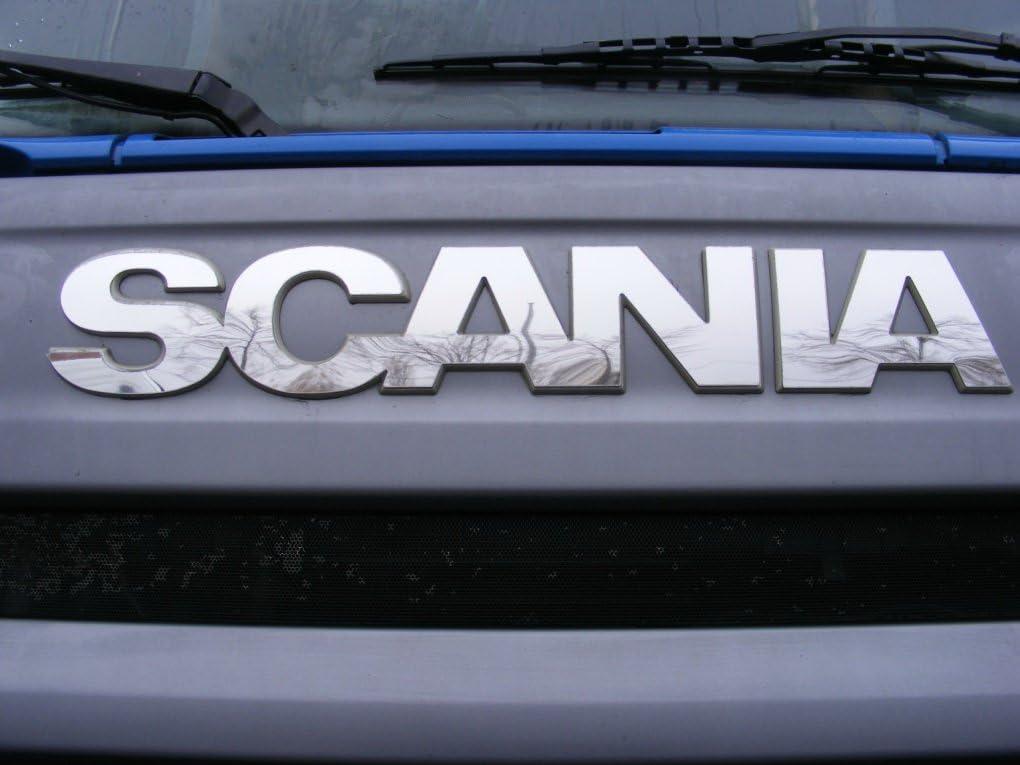 Per Scania P-G-serie R a partire dal 2009 specchio tappi copertura 4 pezzi in acciaio inox