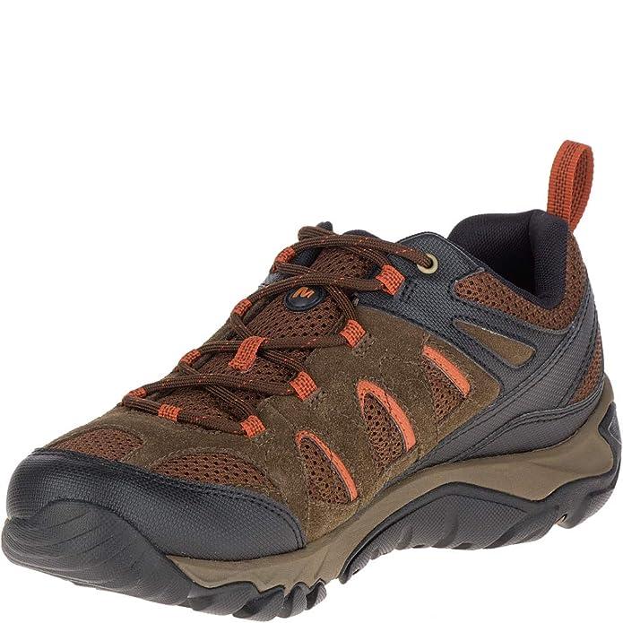 1449dda4620 Amazon.com | Merrell Men's Outmost Ventilator Hiking Shoes, Slate ...