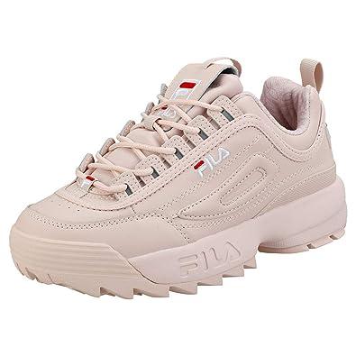 595415ce88bb Fila Disruptor 2 Femme Baskets Mode - 38.5 EU  Amazon.fr  Chaussures ...