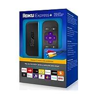 Roku Express + Streaming Media (Version MX)