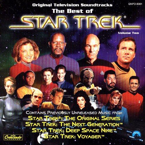 The Best of Star Trek Volume 2 (Best Star Trek Soundtrack)
