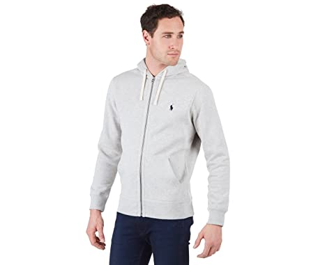 5e8df5328 Image Unavailable. Image not available for. Color  Polo Ralph Lauren  Classic Mens Fleece Hoodie 710548546-002 Light ...