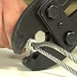 Higood Aluminum Crimping Loop Sleeve for
