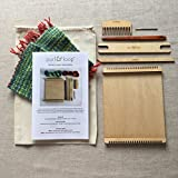 Purl & Loop Birch Stash Blaster Weaving Loom (SB 8.0 + Accessories)