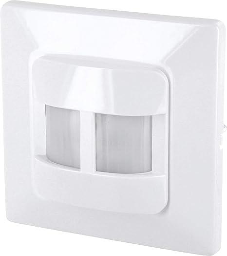rasante IR Detector de movimiento 180 ° – 2 de alambre – LED Adecuado – para