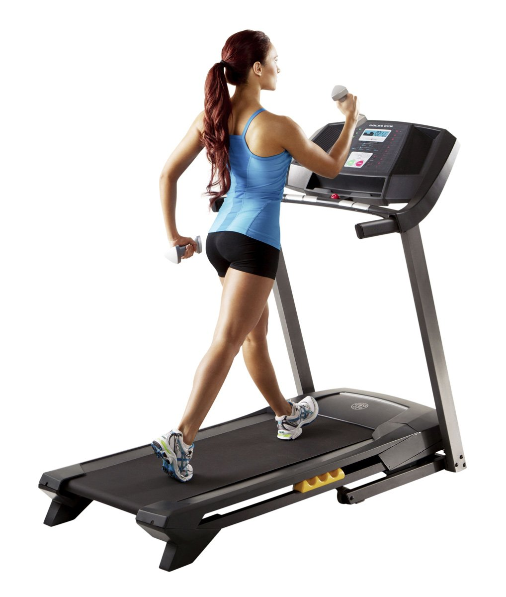 Amazon.com : Gold's Gym Trainer 410 Treadmill : Exercise Treadmills :  Sports & Outdoors