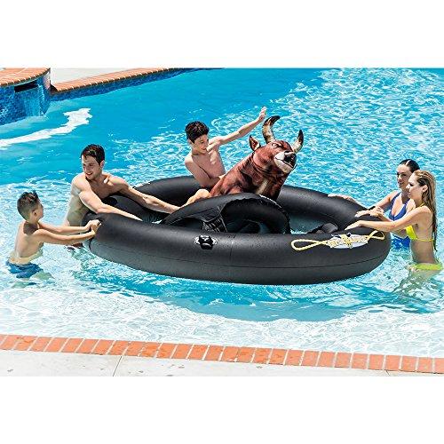 Intex Inflat A Bull Inflatable Pool Toy 96 Quot X 77 Quot X 32