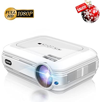 3200 Lumens Full Hd 1080p Projector Leshp Video Projector Led Lcd For Home Theater