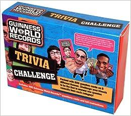 Guinness World Records Trivia Challenge: Amazon.es: Libros en idiomas extranjeros