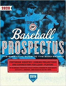 Pc Baseball Games 2020.Baseball Prospectus 2020 Baseball Prospectus
