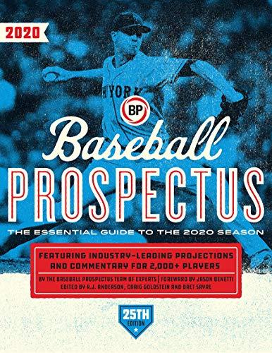 Baseball Prospectus 2020 por Baseball Prospectus