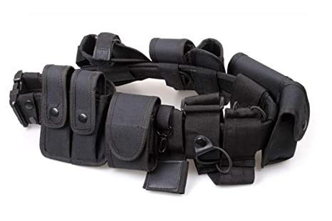 Tactical Belt Men/'s Military Belts Army Thicken Canvas Adjustable Waistband