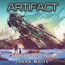Artifact Audiobook by Vaughn Heppner, Logan White Narrated by Luke Daniels