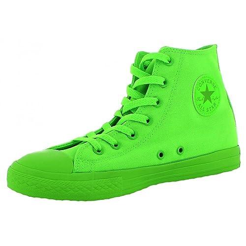 scarpe converse fluo