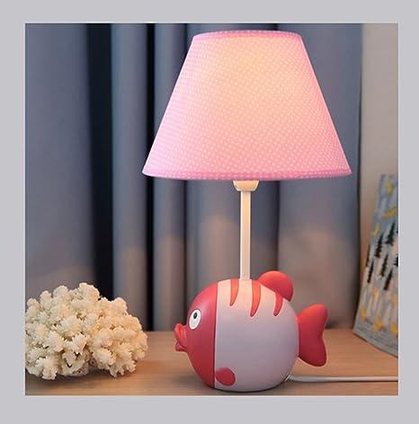Lampada da tavolo piccoli pesci lampada da letto for bambini