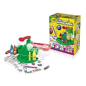 Crayola Silly Scents Marker Maker: Amazon.es: Juguetes y juegos