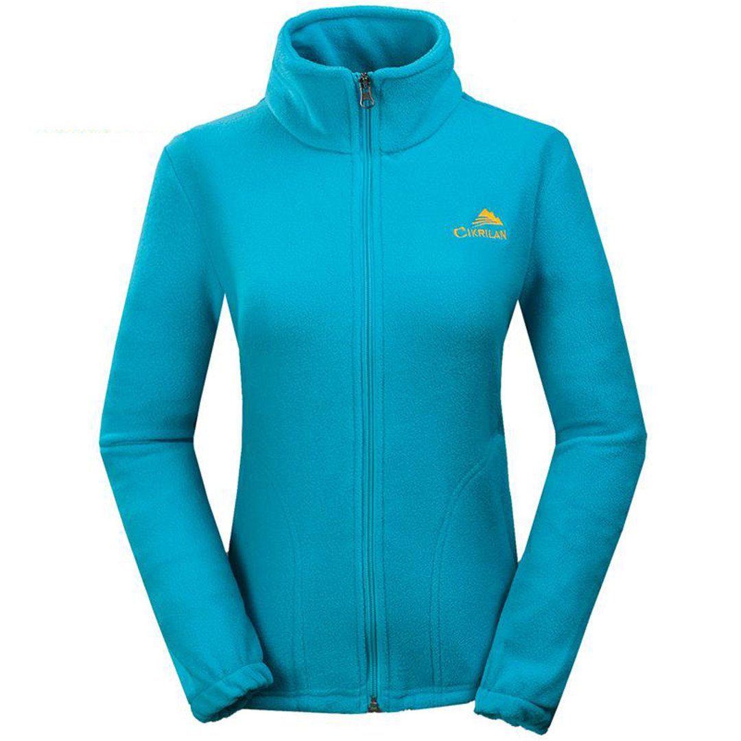 Trekking Breathable Hiking Thermal Fleece Jacket Women Outdoor Sport Camping Coat Climbing Jiakes