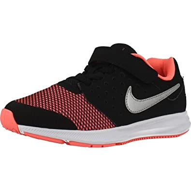 Zapatillas para niï¿œo, color Negro , marca NIKE, modelo Zapatillas Para Niï¿œo NIKE DOWNSHIFTER 7 Negro: Amazon.es: Zapatos y complementos