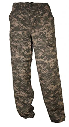 00bba354dc3f Genuine Issue US Army ACU Digital Camo Flame Resistant Combat Pants X-Small  XX-