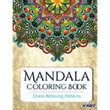 Mandala Coloring Book: Coloring Books for Adults : Stress Relieving Patterns