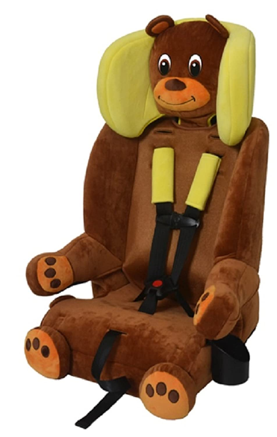 Sentry Guardimals Combination 3-in-1 Harness Booster Car Seat, Bear 400011BR
