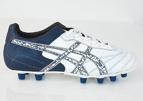 scarpe da calcio uomo vitello asics