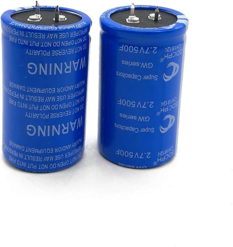 ruiuriNIE Super Capacitor Volume 60x35mm Vehicle Rectifier Ultracapacitor Component