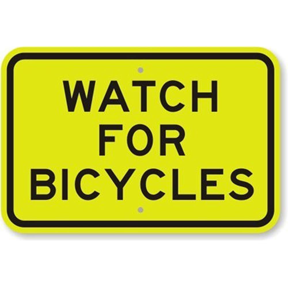 Amazon.com: Reloj para bicicleta, fluorescente amarillo ...