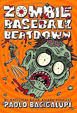 book cover of Zombie Baseball Beatdown