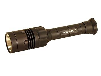Amazon.com: MicroFire Explorer I LED Tactical Flashlight with ...