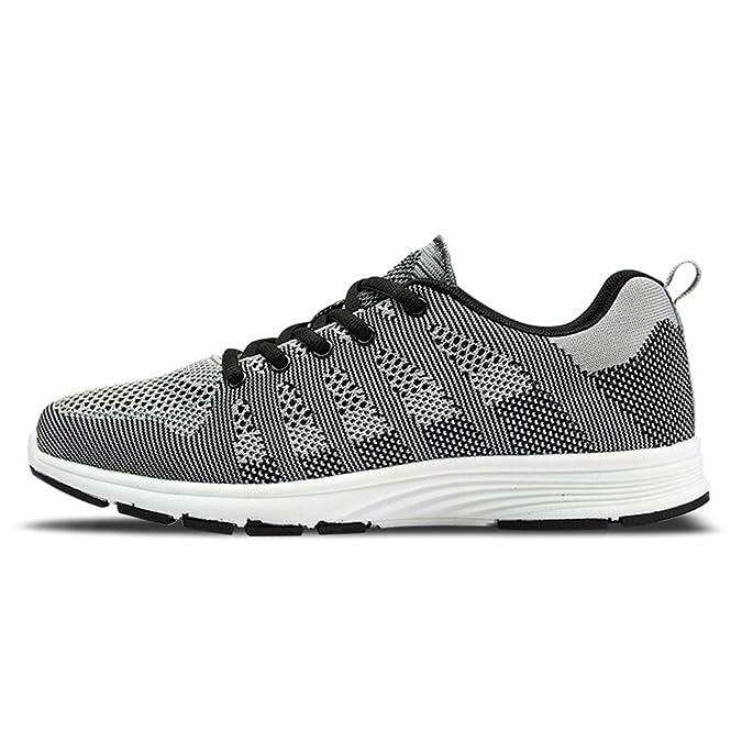 Qianliuk Mens Running Shoes Frauen Sneakers Frauen Sportschuhe Frauen Atmungsaktive Frei Laufen Turnschuhe für Mädchen Zq35b