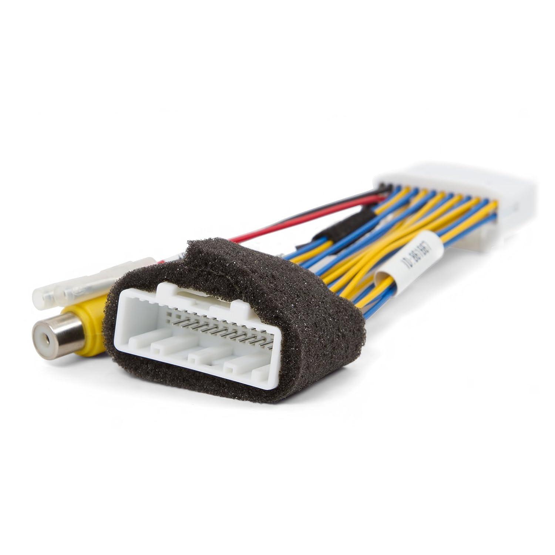 Cable para conectar cámara trasera en Mazda 3 Sedan CX-3 CX-5 CX-9 MX-5 con pantalla MZD Connect: Amazon.es: Coche y moto