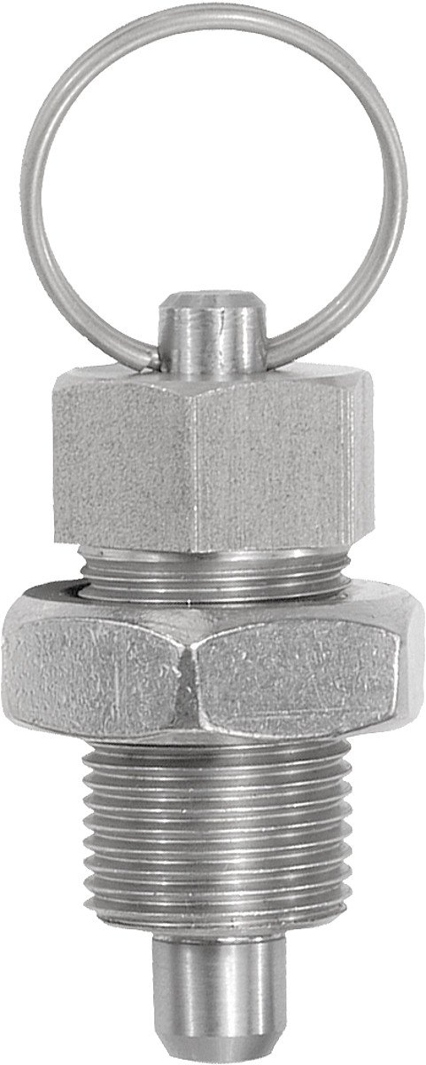 Toggle Lock Bolt Size 3 M16 Form Small Diameter 8 cm Stainless Steel [Pack of 1 K0342.14308