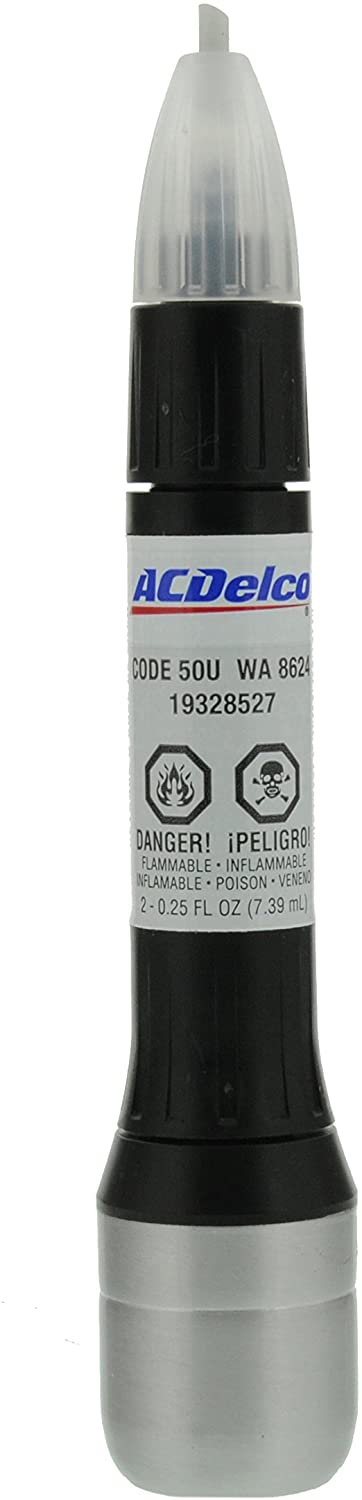 ACDelco 19328527 Summit White (WA8624) Four-In-One Touch-Up Paint - .5 oz Pen