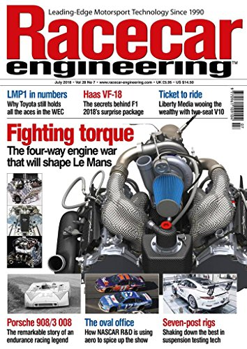 Formula 1 Magazine - Racecar Engineering