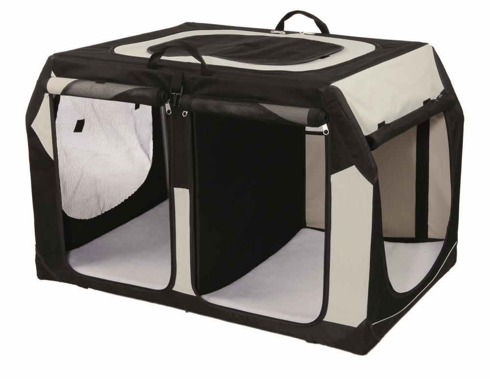 Trixie Box de Transport Vario Double 91 × 60 × 61 / 57 cm 39725