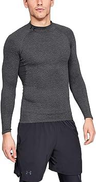 Under Armour Heatgear Armour Mock Homme T-Shirt Manches Longues