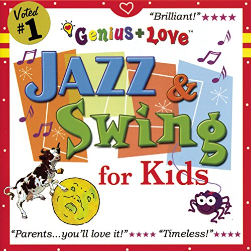 Jazz & Swing For Kids by Bumble Bee