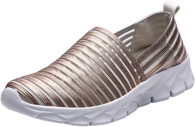 Zapatos Deportivos,ZARLLE Transpirables Casual,Zapatos Flojos ...