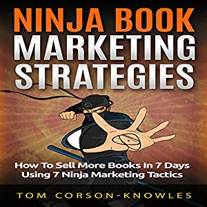 Ninja Book Marketing Strategies Audiobook