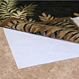 Magic Stop Non-Slip Indoor Rug Pad, Size: 4' x 6' Rug Pad for Area Rugs Over Carpet
