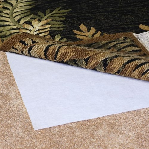 Magic Stop Non-Slip Indoor Rug Pad, Size: 6' x 9' Rug Pad for Area Rugs Over Carpet