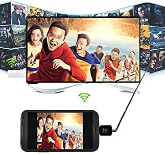 I-Sonite Mini Portable Micro USB DVB-T Digital Mobile TV Tuner Receiver For Panasonic P100
