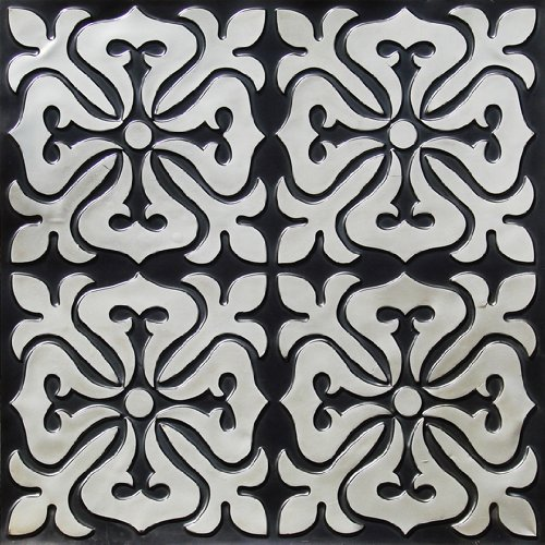 Afordable Decorative Plastic Ceiling Tiles #101 Antique S...