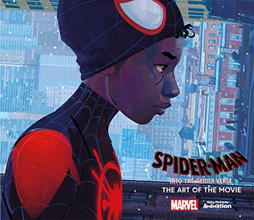 Pdf Entertainment Spider-Man: Into the Spider-Verse -The Art of the Movie