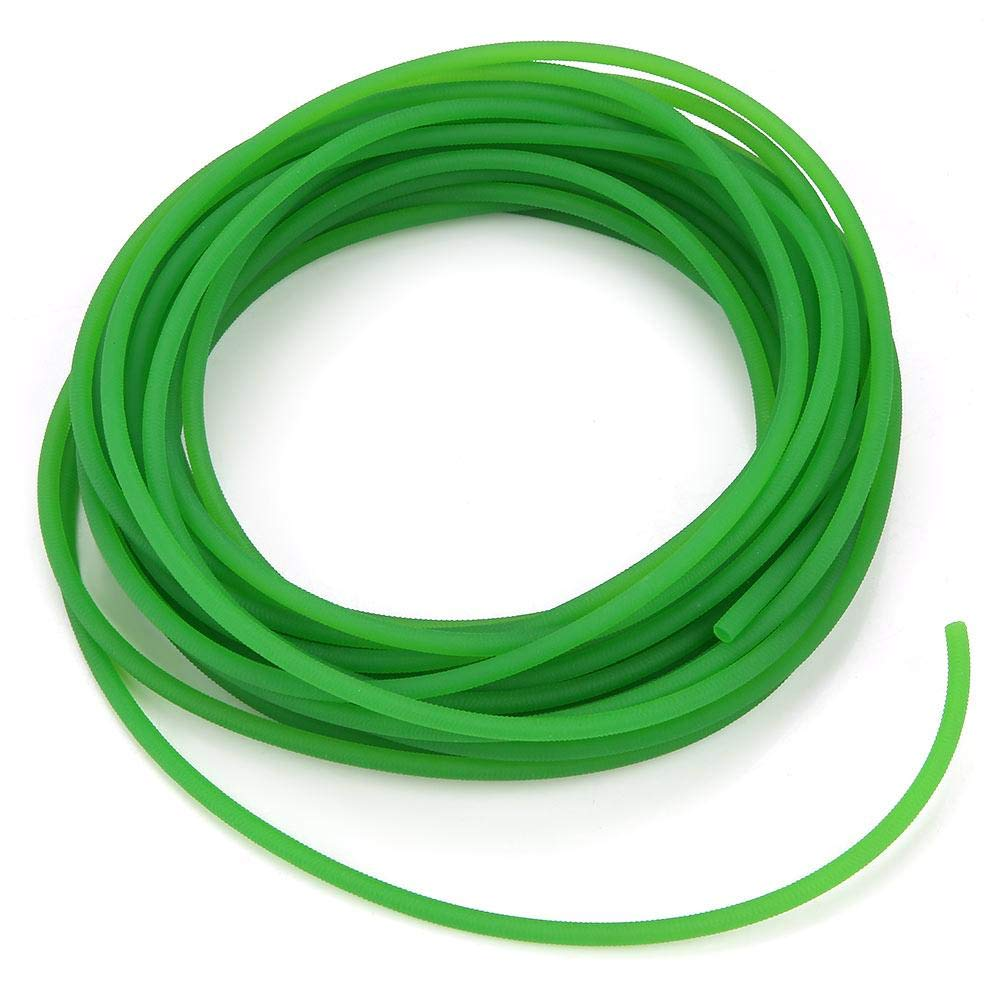 10mm*3m Courroie Ronde en Polyur/éthane pour Transmission Couleur Verte Courroie de Transmission en PU Hautes Performances