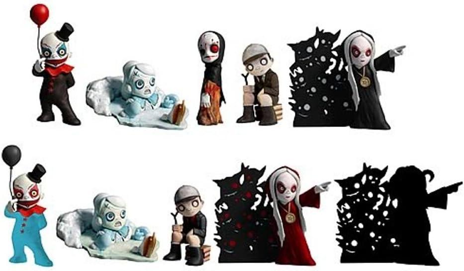 Mezco Living Dead Dolls Resurrection Series 1 Blind Box Display Case 12 Figures