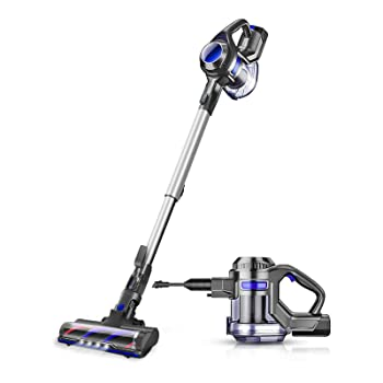 MOOSOO XL-618A Cordless Stick Vacuum Cleaner