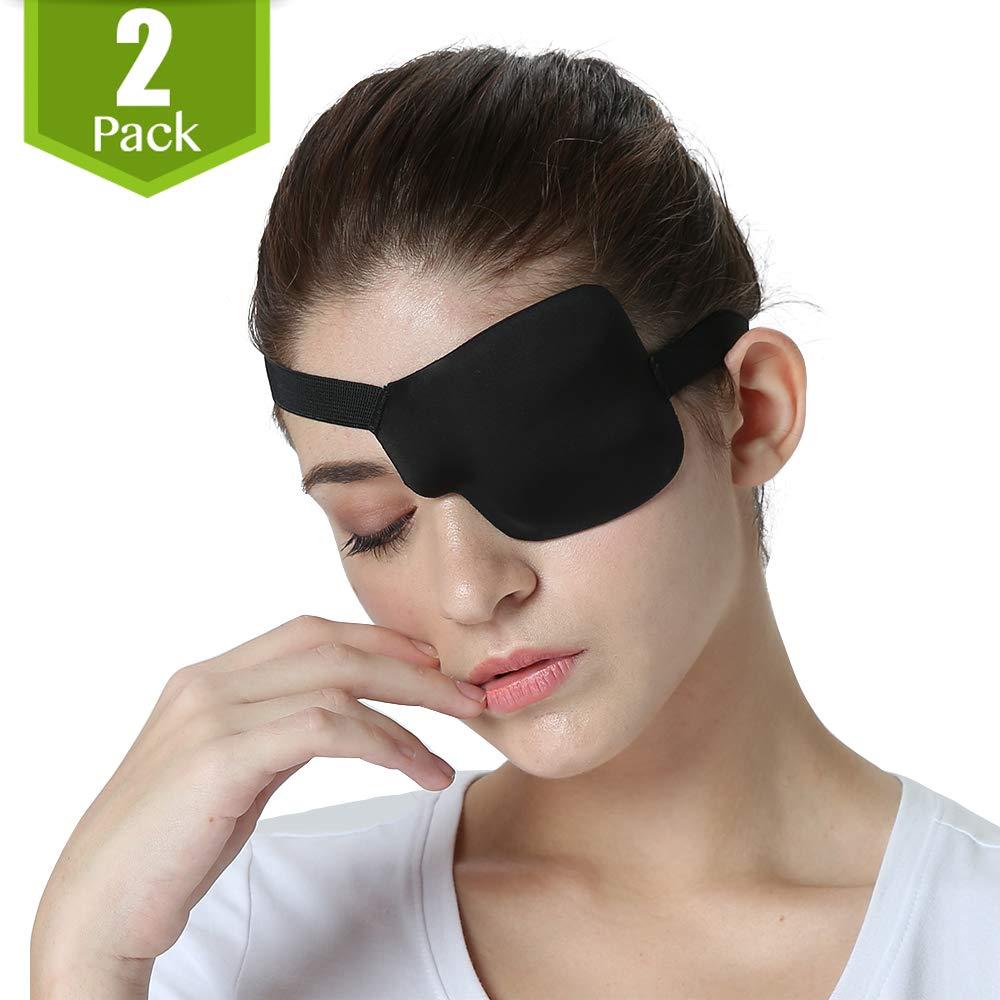FCAROLYN 3D Eye Patch (Left Eye/Pack of 2) by FCAROLYN